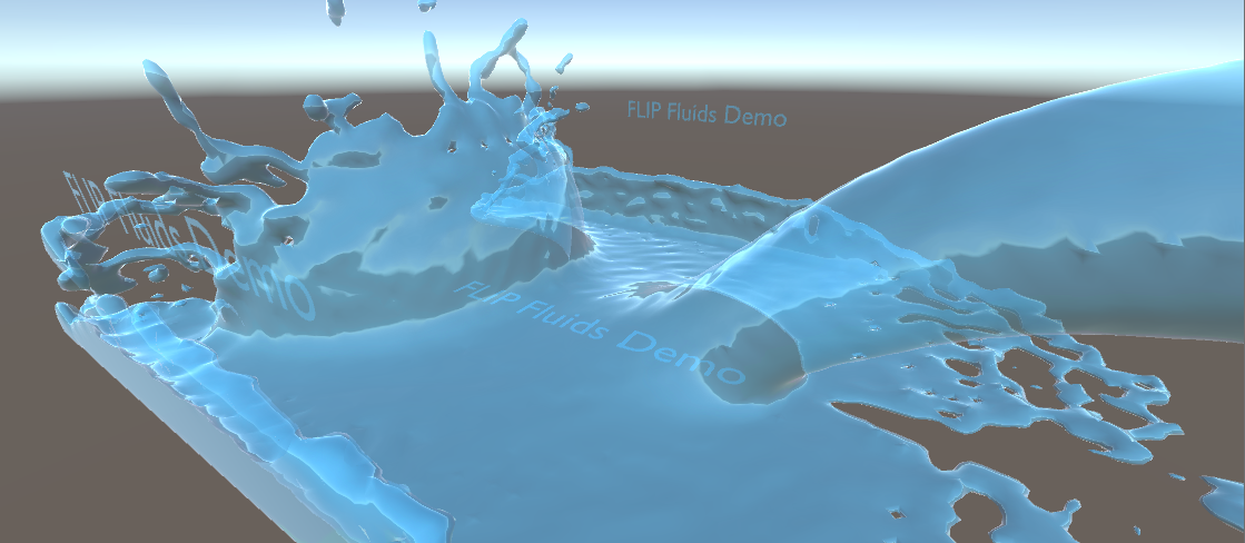 Image of in game fluid