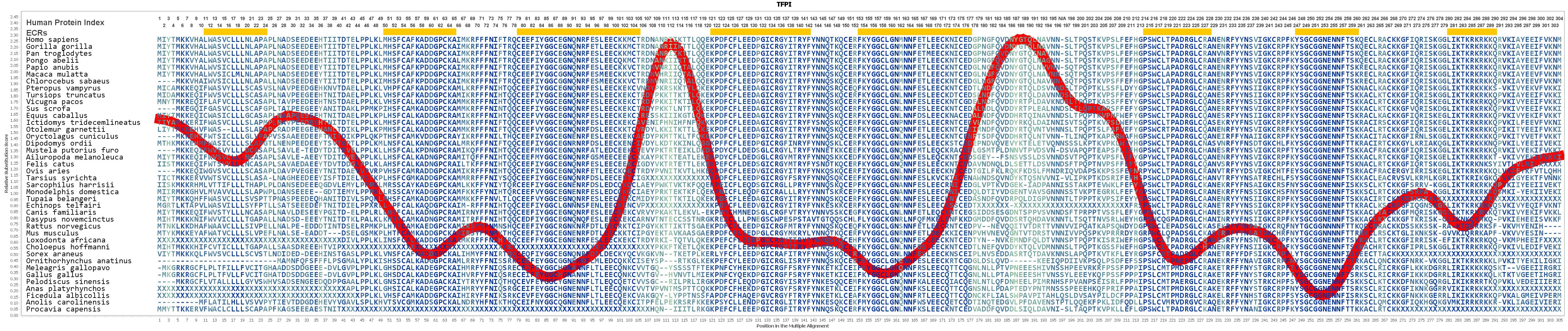TFPI Gene GeneCards TFPI1 Protein