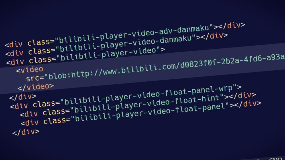video blob