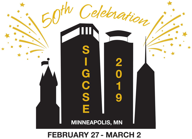 SIGCSE 2019 - 50th Celebration!