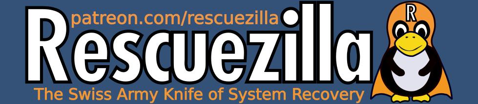 Rescuezilla banner