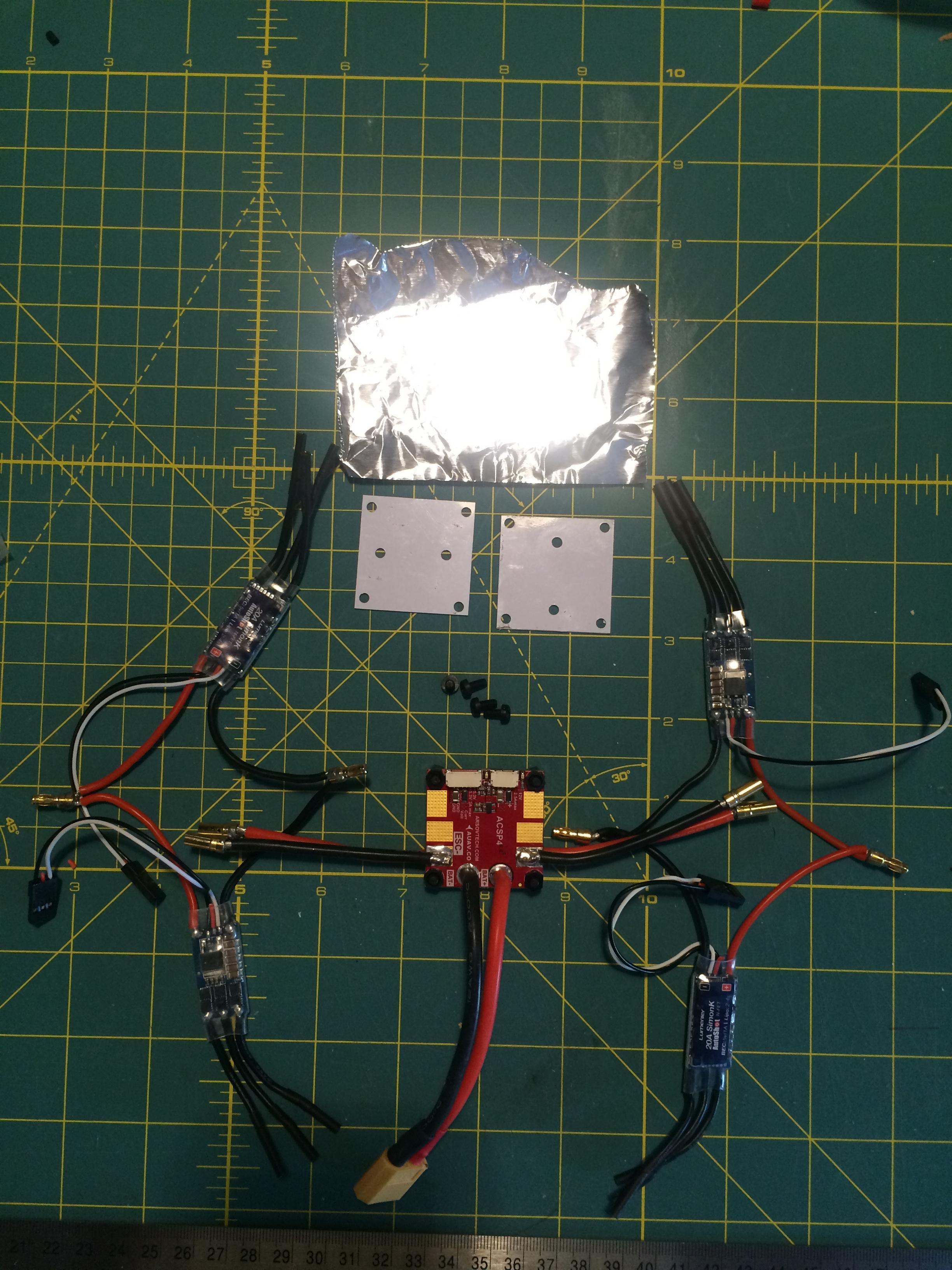 Block 1A Build Log · rocket-drone/rocket-drone github io